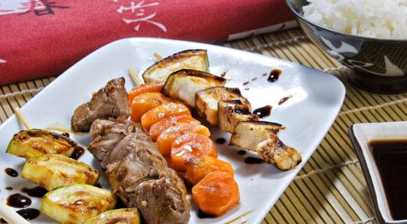 Restaurante Awa Gastronomia Oriental