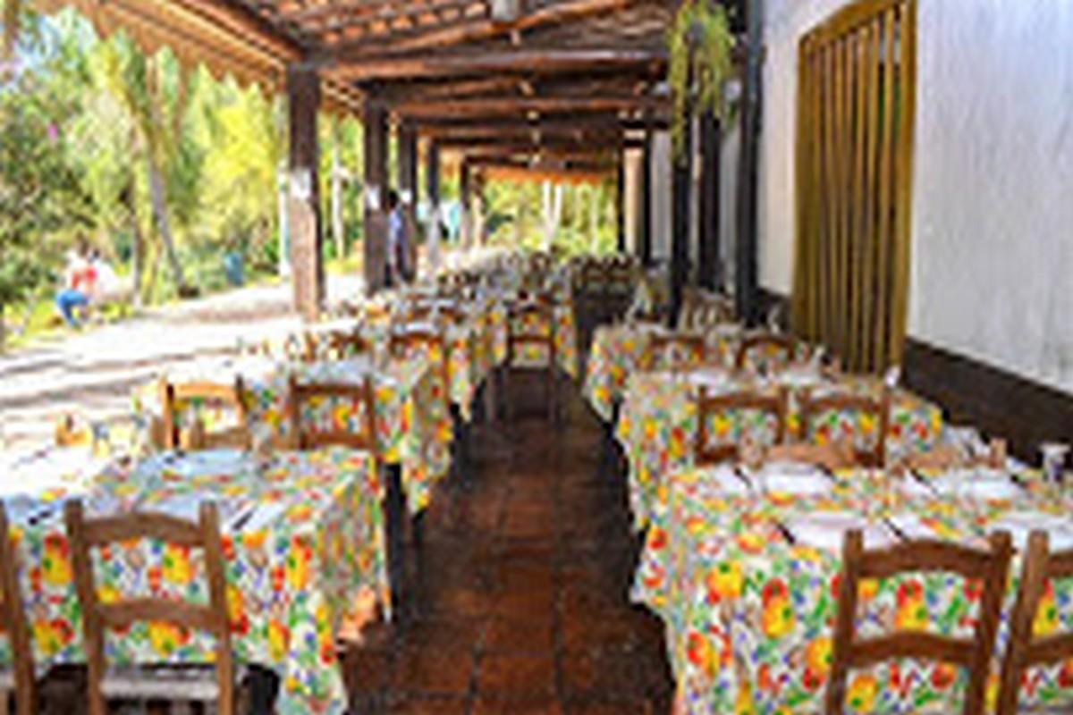 Restaurante Casarão 54