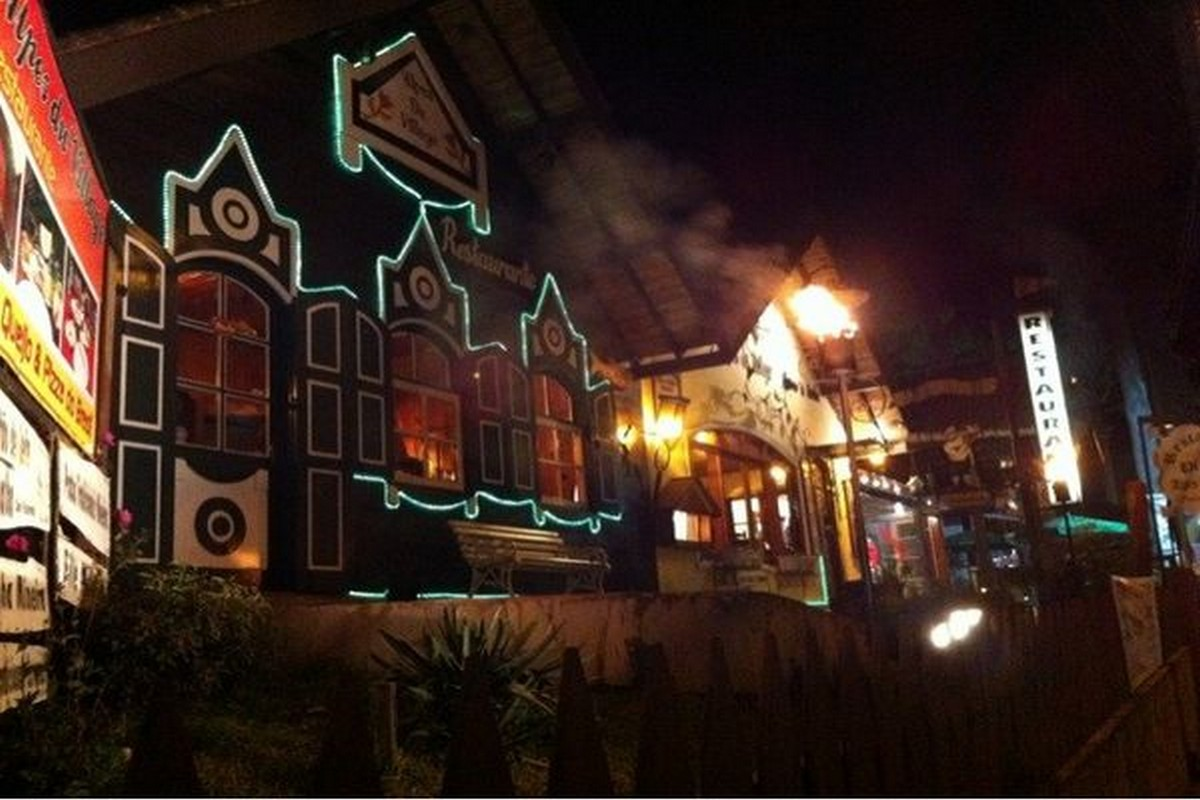 Restaurante Alpes Du Village