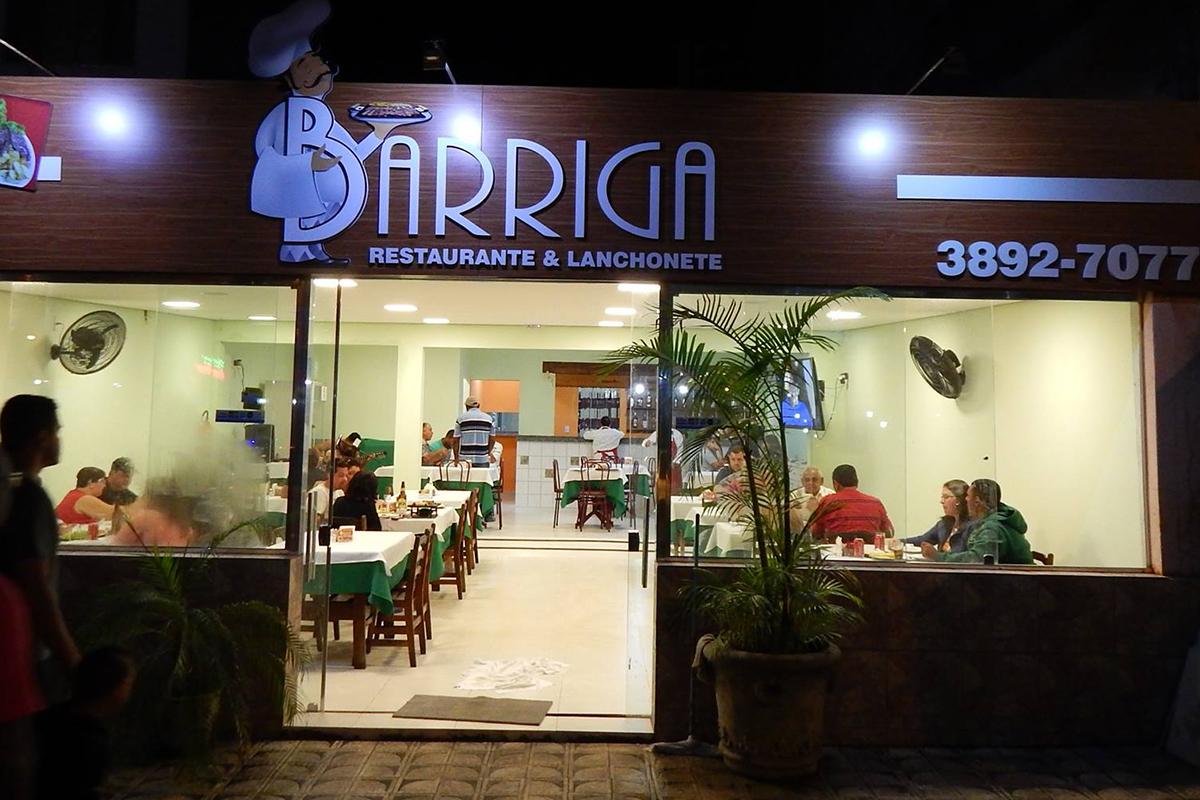 Barriga Restaurante & Lanchonete