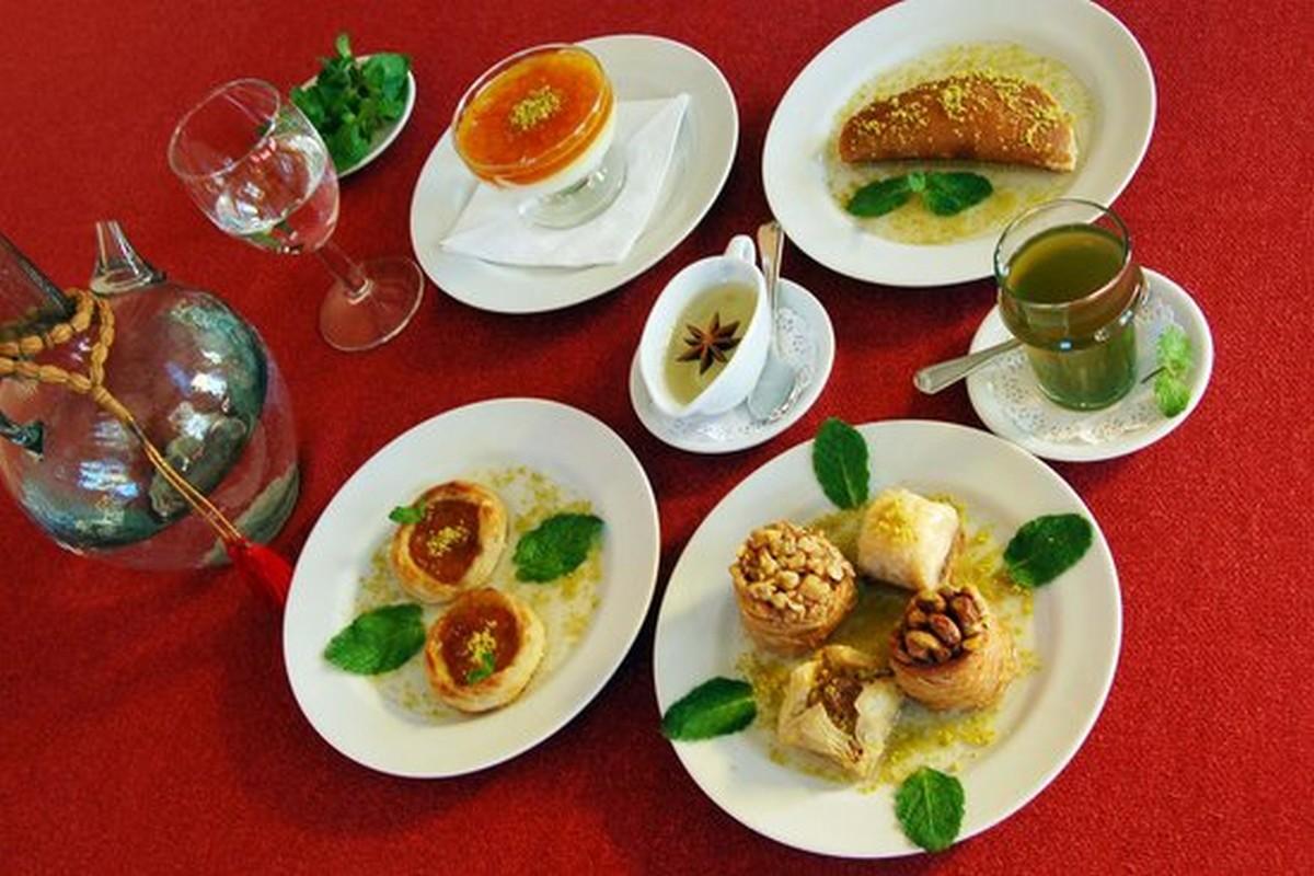Abujamra Restaurante Árabe