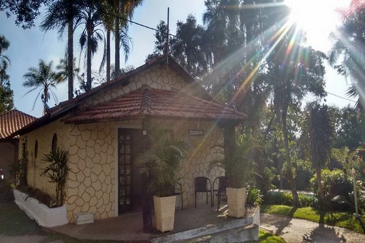 HOTEL FAZENDA BANDEIRANTES