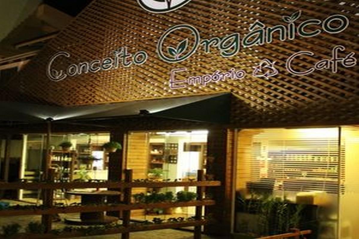 Conceito Organico Emporio Café e Restaurante