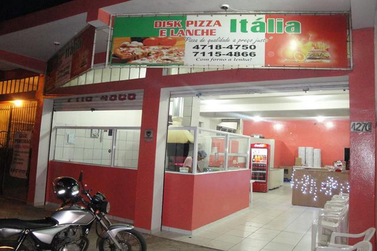 PIZZARIA ITÁLIA