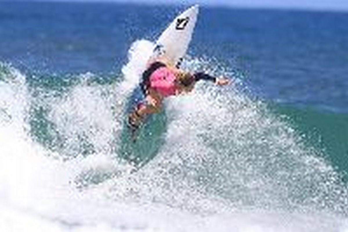 Florianópolis recebe campeonato de surf. Santa Catarina, na praia da Joaquina.SETUR Florianópolis -Foto/divulgação: Oceanopro