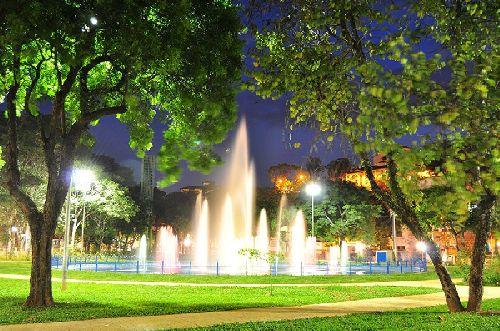 FOTOS: Gerson Cordeiro - Video Graph - Praça Sesquicentenário