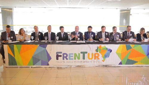 FRENTE DO TURISMO É REINSTALADA NO CONGRESSO NACIONAL