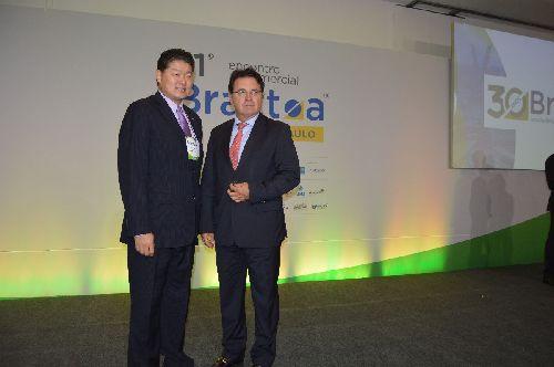 51º ENCONTRO COMERCIAL BRAZTOA SÃO PAULO RECEBEU MAIS DE 2.600 PROFISSIONAIS