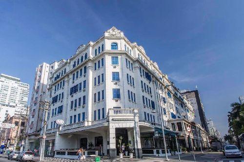 ATLÂNTICO HOTEL, O CARTÃO POSTAL DA PRAIA DO GONZAGA EM SANTOS/SP, CONTINUA SENDO REFERENCIA EM HOSPEDAGENS