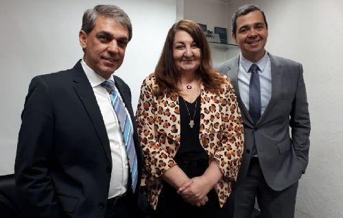 FERNANDO SANTOS ASSUME PRESIDÊNCIA DA ABAV-SP
