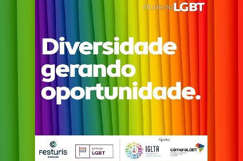 ESPAÇO LGBT APRESENTA CONCEITO VOLTADO AOS NEGÓCIOS NO FESTURIS