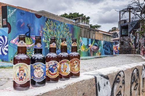 WONDERLAND BREWERY LEVA PAÍS DAS MARAVILHAS AO BEER 4 U