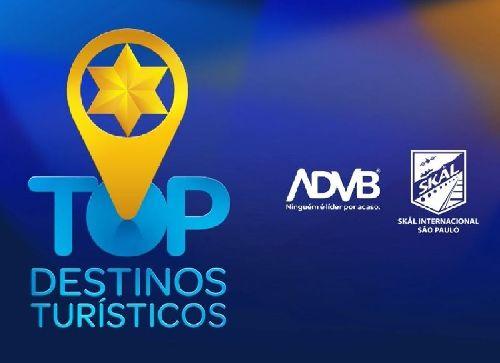ENTREGA DO PRÊMIO TOP DESTINOS TURÍSTICOS SERÁ NO PALÁCIO DOS BANDEIRANTES