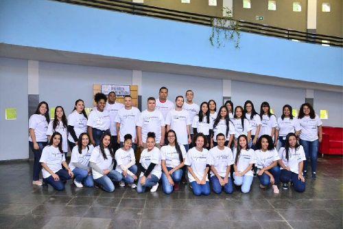 LUFTHANSA GROUP FORMA 28 JOVENS DE GUARULHOS EM CURSO PROFISSIONALIZANTE