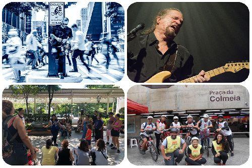 PROGRAMAÇÃO DE FEVEREIRO DO PÁTIO METRÔ SÃO BENTO TERÁ APRESENTAÇÕES MUSICAIS COM SHOW DE ROBSON FERNANDES E OUTROS ARTISTAS