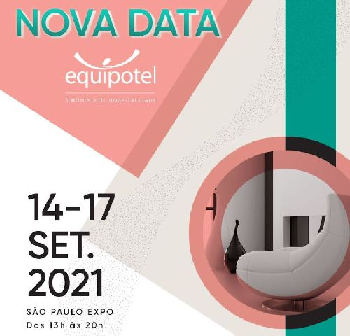 EQUIPOTEL É TRANSFERIDA PARA 2021