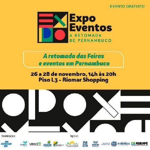 FEIRA REÚNE MAIS DE 40 EXPOSITORES DO SETOR DE EVENTOS NO RIOMAR SHOPPING