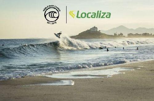 LOCALIZA ANUNCIA PARCERIA COM WORLD SURF LEAGUE BRASIL 2021