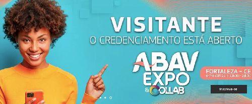 ABAV EXPO & COLLAB – 6 A 8 DE OUTUBRO DE 2021